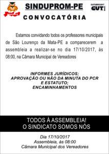 cartaz assembleua 17-10