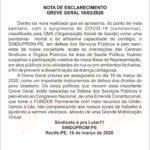 NOTA DE ESCLARECIMENTO GREVE GERAL 18-03-2020 JPEG