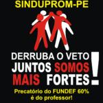 DERRUBA O VETO - 16-09-2020