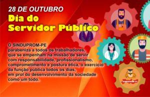 CARTAZ DIA DO SERVIDOR PUBLICO - 28-10-2020